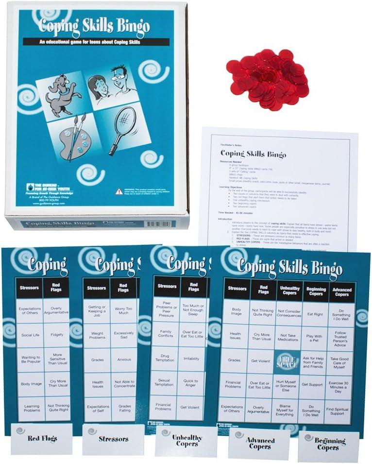 Communication Skills Bingo The Guidance Group
