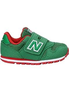 New Balance Scarpe Sport per Bambino e Bambina IV373GR Verde