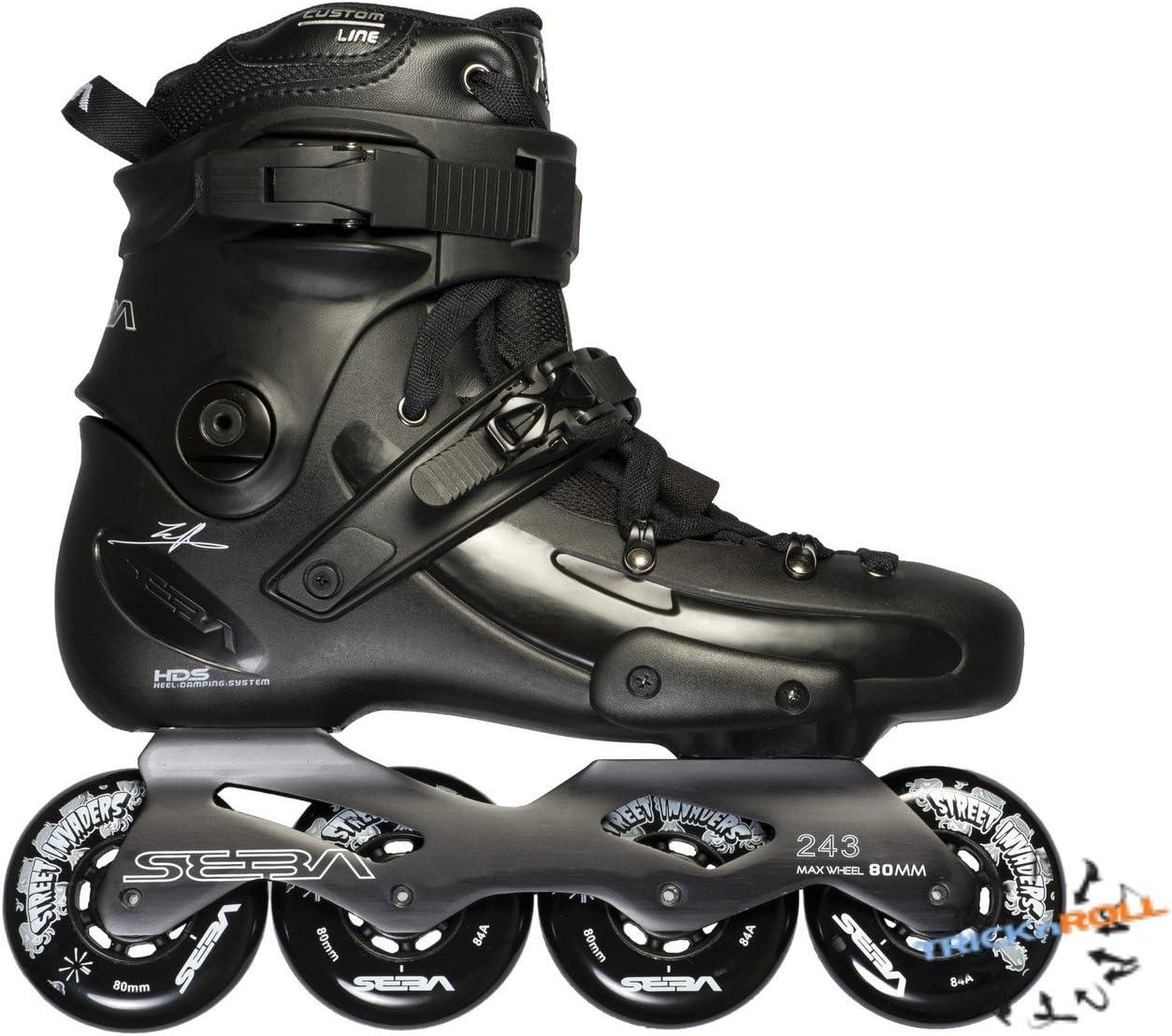 SEBA FR2 80 2016 2017 Inline skates for city freeride – freeride skates roller skates – rollerblades for city