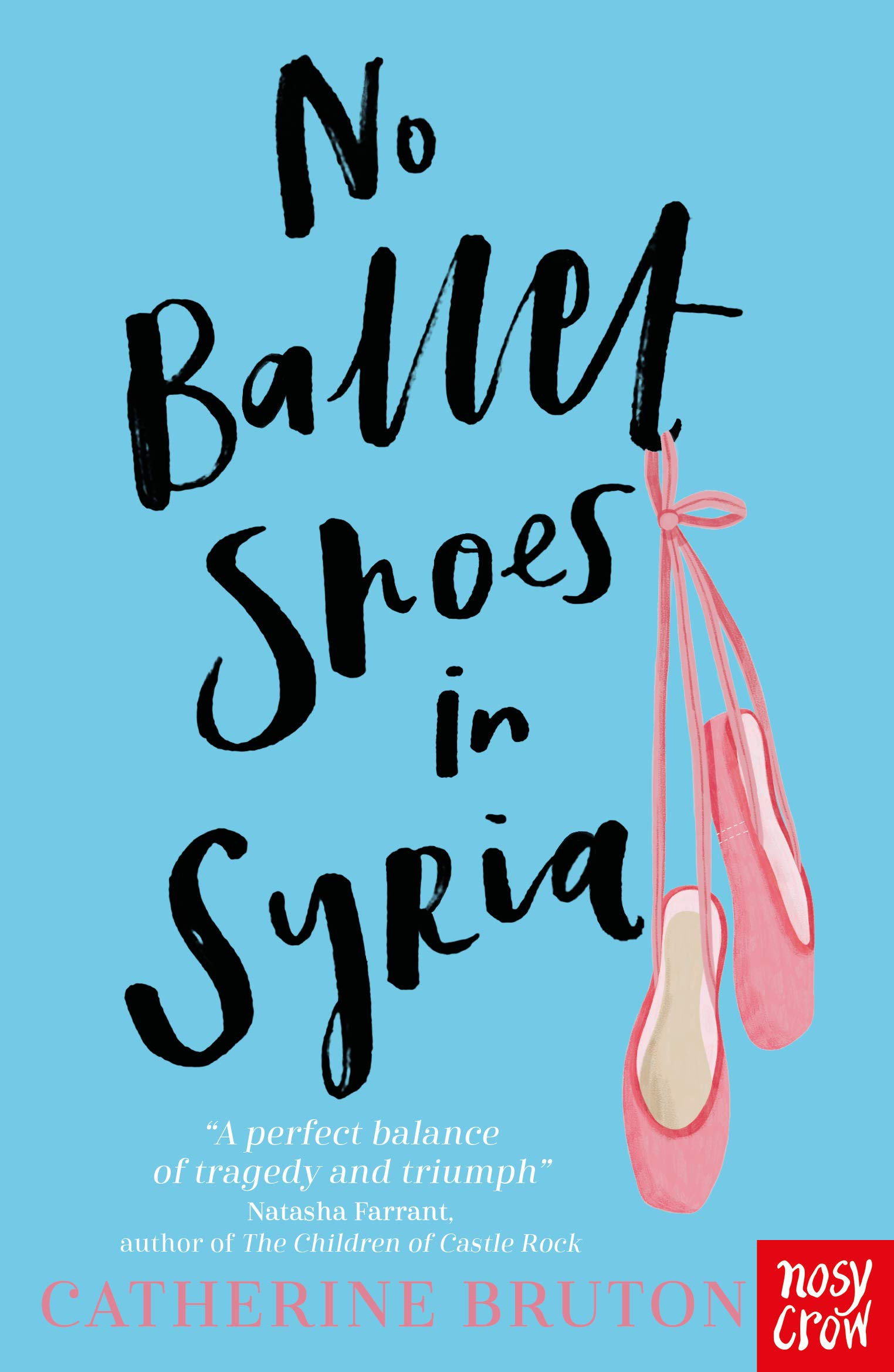 Image result for no ballet shoes in syria