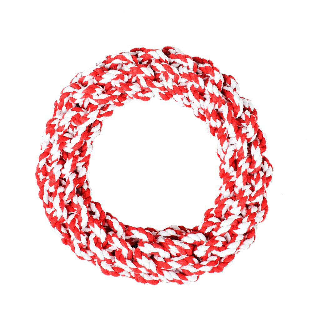 Hinry Life Rope Dog Toys for Aggressive Chewers, 100% Cotton Indestructible Big Dog Chew Toys,Puppy Training Toy For Large Breeds
