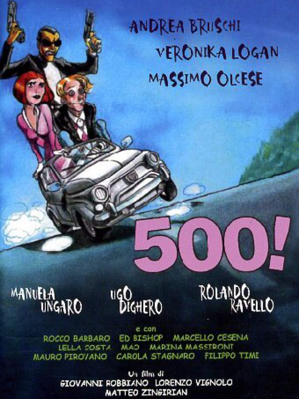 500! on Amazon Prime Video UK