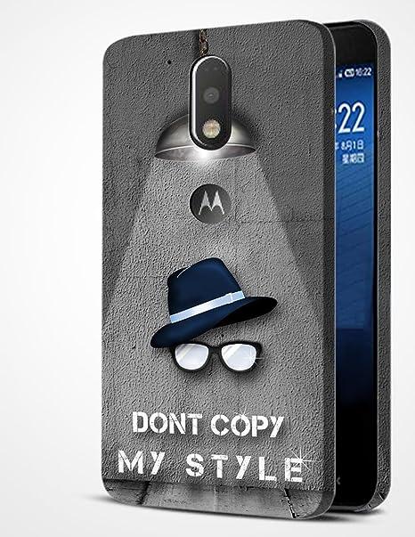new arrival 7aa9c 31e0e alDivo Designer Printed Mobile Back Case Cover for Moto G4 Plus/Moto G4  Plus Phone Back Cover (MKD126)