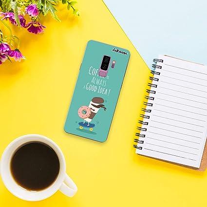 dakanna Funda para Samsung Galaxy S9 Plus | Comida Café y ...