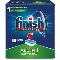 Finish All-in-1 Tabletki do zmywarki regularne 50 szt.