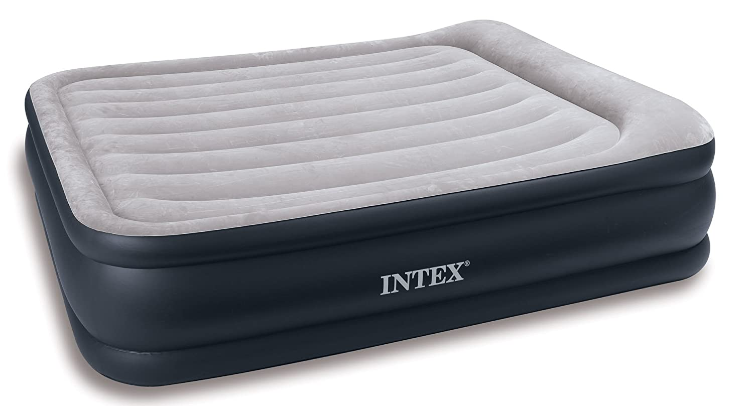 Ipod Pillow Intex Deluxe Pillow Rest Raised Air Bed Queen Size 67736 Amazon