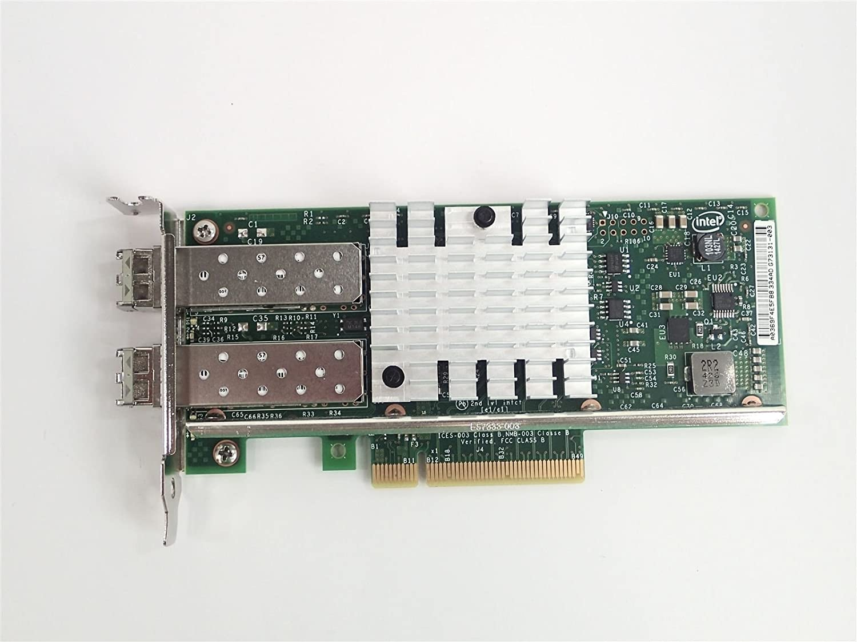 C63DV Dell Intel X520 2x10GB 1GB SFP RJ45 Quad Port NDC