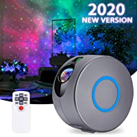 Star Projector, Galaxy Projector with LED Nebula Cloud, Star Light Projector with Remote Control for Kids Adults Bedroom…