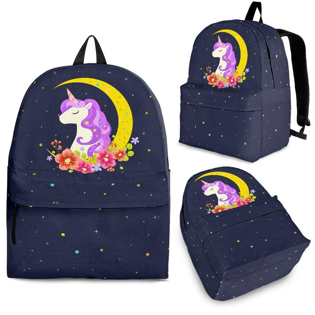 Trendy Staples - Mochila infantil Azul Sky Sky Sky Unicorn junior 75618f