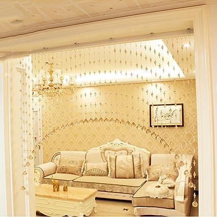 Tenda Ad Arco In Cristallo Acrilico, Stile Rustico Nordico ...