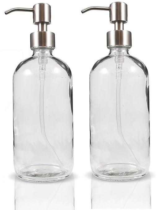 ca7c7047bf86 Best Glass soap Dispenser Buyer's Guide (Dec 2016)