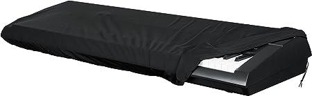 GATOR GKC-1648 - Funda protectora para teclado, color negro, 88 llaves