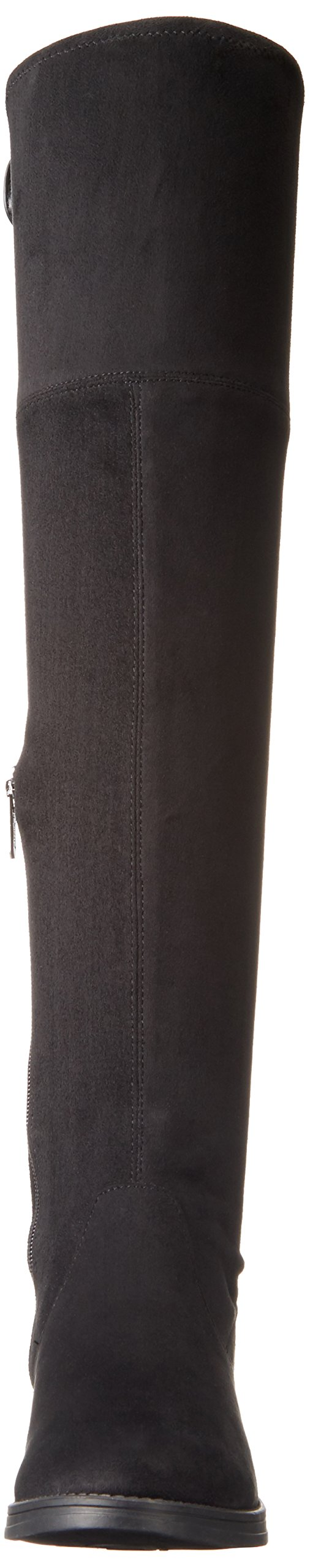 Circus by Sam Edelman Women's Peyton Over The Knee Boot, Black, 6.5 Medium US by Circus by Sam Edelman (Image #4)