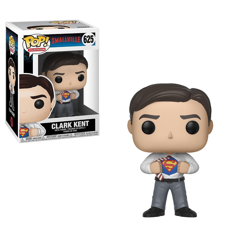 Monje Calvo pequeño  Pop Smallville aka Superman Clark Kent Vinyl Figure NEW Funko Toys ...