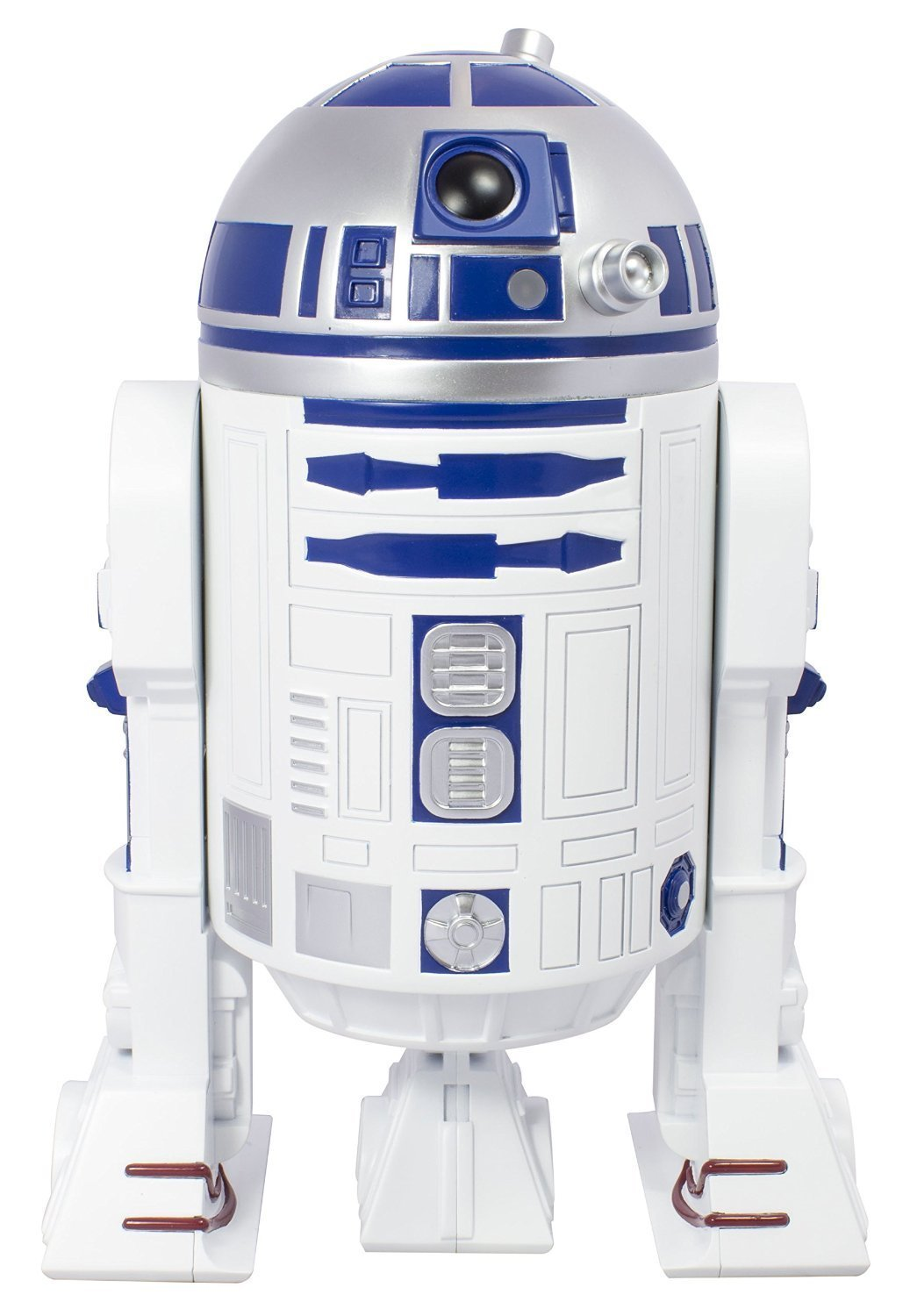 Star Wars R2D2 Talking Cookie Jar with R2D2 trademark beeping sounds SW00702