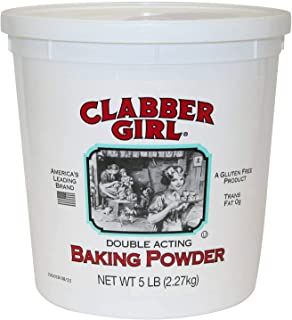 product image for Clabber Girl Baking Powder 5lb tub