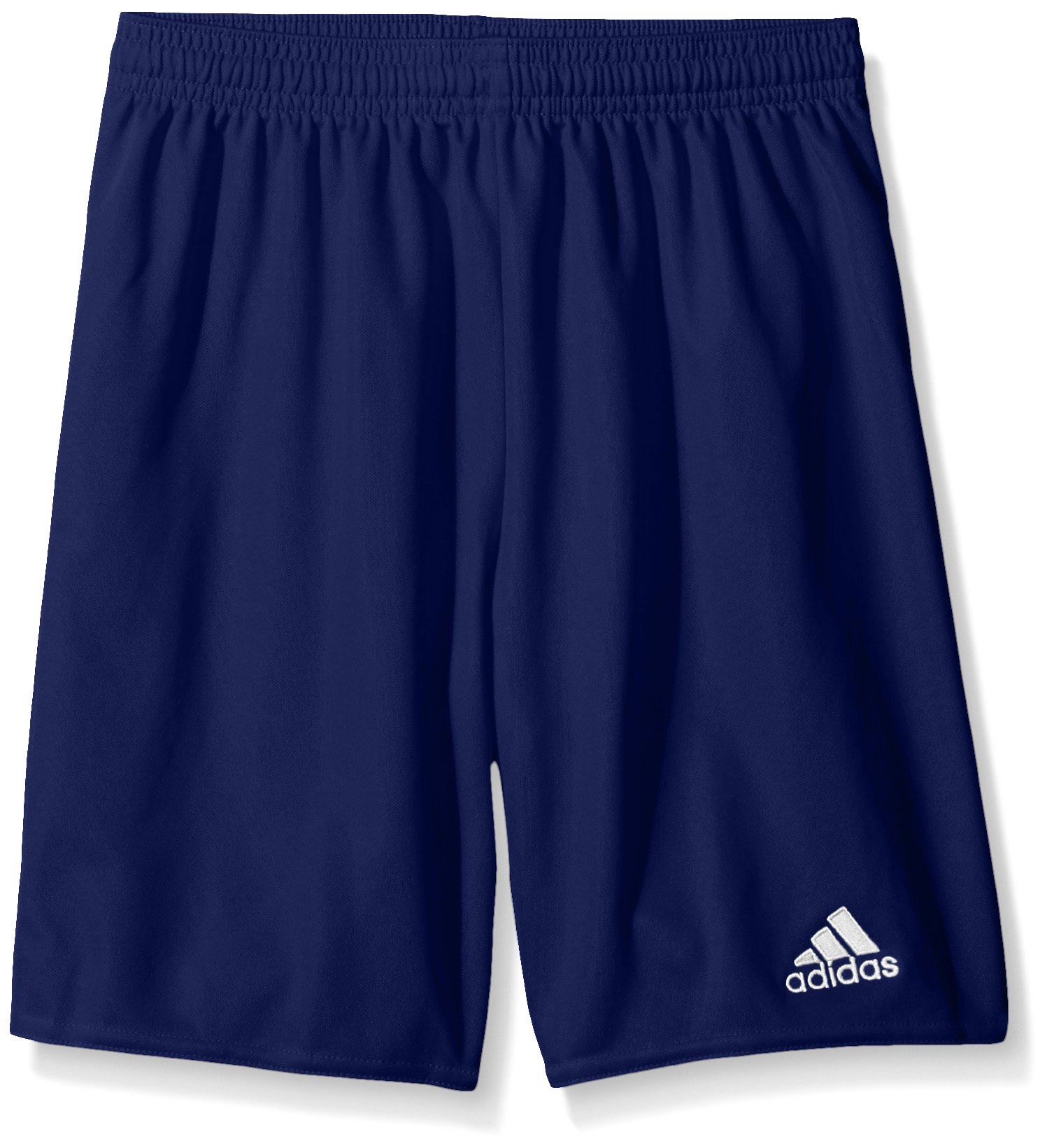 adidas Youth Parma 16 Shorts, Dark Blue/White, X-Small by adidas