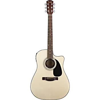 fender cd 60ce dreadnought cutaway acoustic electric guitar with hard case all. Black Bedroom Furniture Sets. Home Design Ideas