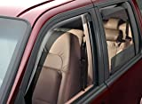 WeatherTech Custom Fit Front & Rear Side Window