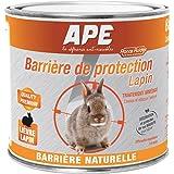 APE - REPULSIF 0137BB Barrière de Protection Lapins Granules, Transparent