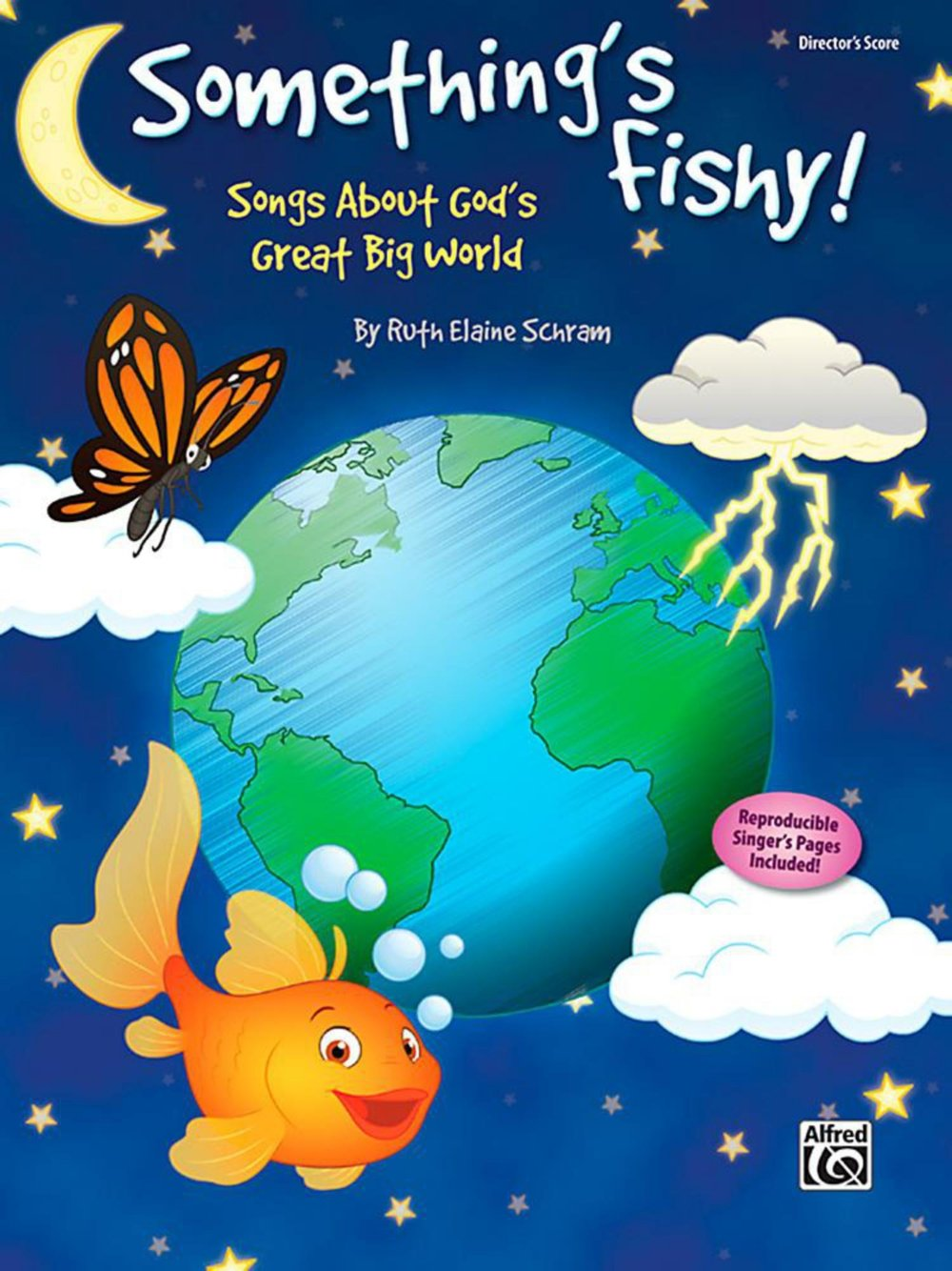 Download Alfred Something's Fishy! - Listening CD ebook