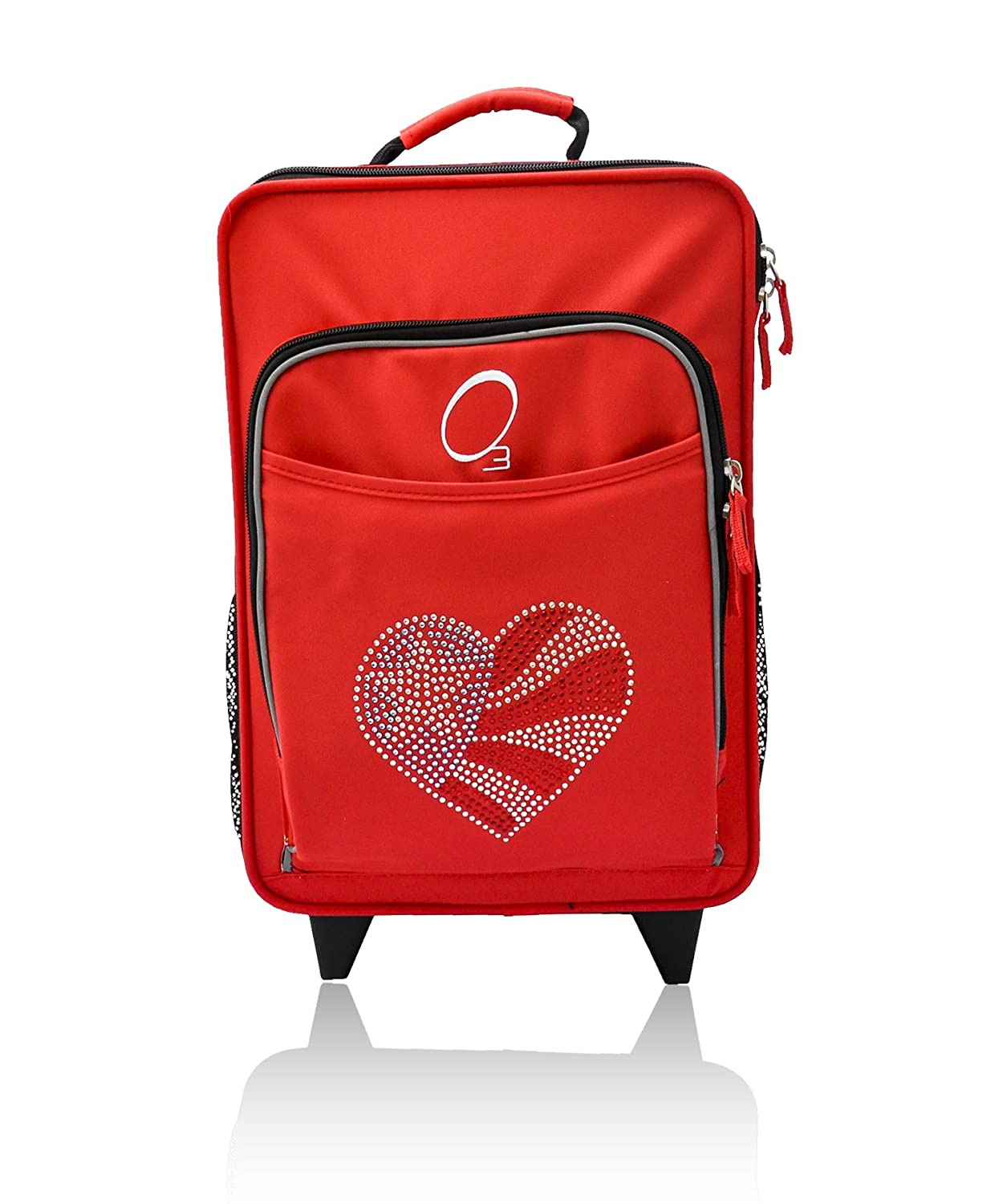 Obersee Kids Luggage With Integrated Cooler O3LK001