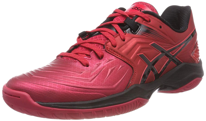Rouge (Samba Samba 601) 45 EU ASICS Blast FF, Chaussures de Handball Homme