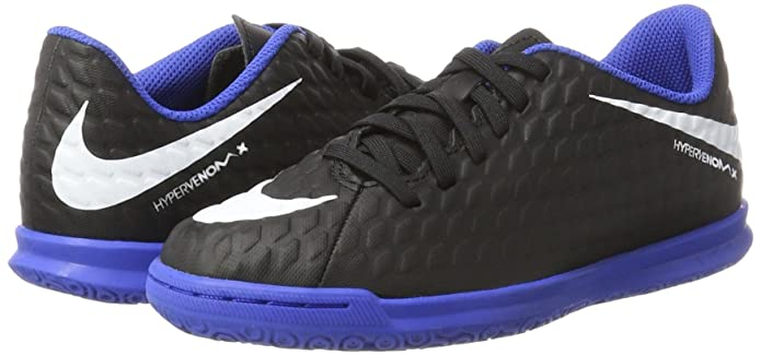 Amazon.com | Nike Kids Hypervenom Phade III IC Soccer (Little Kid/Big Kid) | Soccer