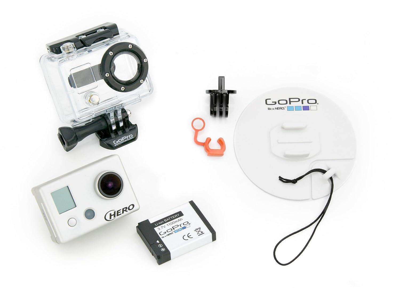 Amazon.com: GoPro Cámara HD HERO: Camera & Photo