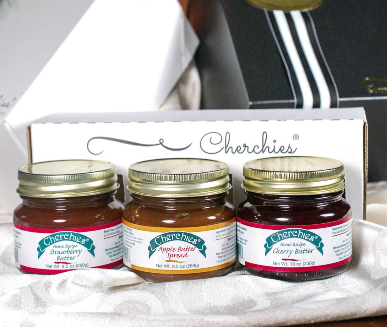 Cherchies Butter Spreads Collection Gift Set by Cherchies (Image #3)