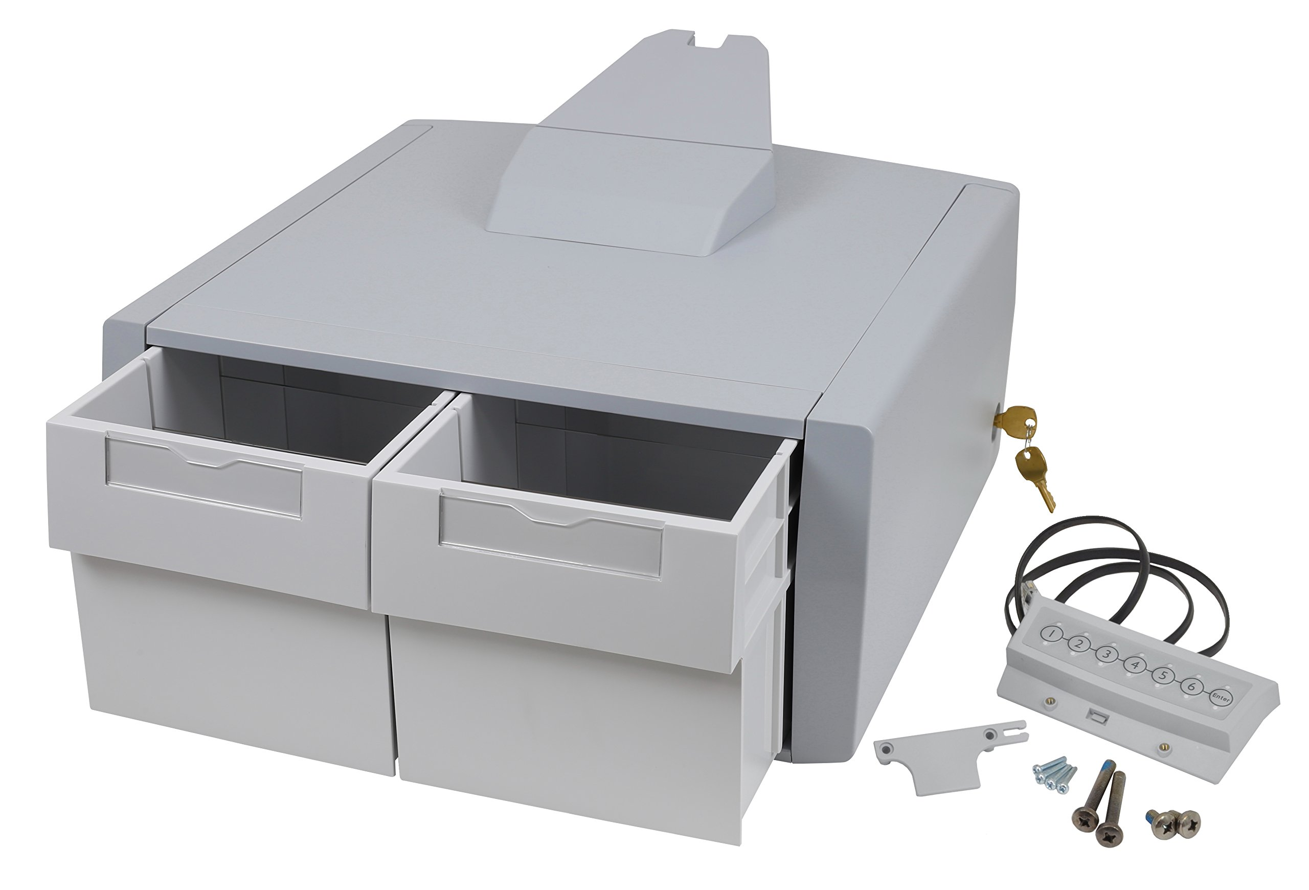 Styleview Primary Tall Drawer, Sv43 Lapt