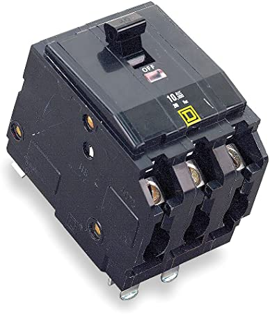 Square D Circuit Breaker 70 Amp 3 Pole Qo370 Magnetic Circuit Breakers Amazon Com