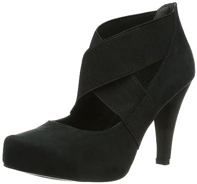 MARCO TOZZI 24404, Womens Boots, Black (Noir (Black)), 5 UK (37 EU ... 14de6e9139