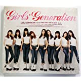 少女時代 Girls' Generation - Gee (1st Mini Album) CD + Photo Booklet [KPOP MARKET特典: 追加特典フォトカード] [韓国盤]