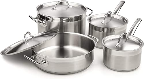 Cooks Standard Professional Stainless Steel Cookware Set