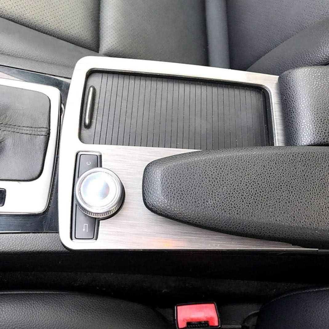 Regal Platte YSHtanj Auto-Wasserbecherhalter Innendekoration Kohlefaser Carbon Fiber f/ür Mercedes Benz C180 C200 W204 2008-2013 Wasserbecherhalter