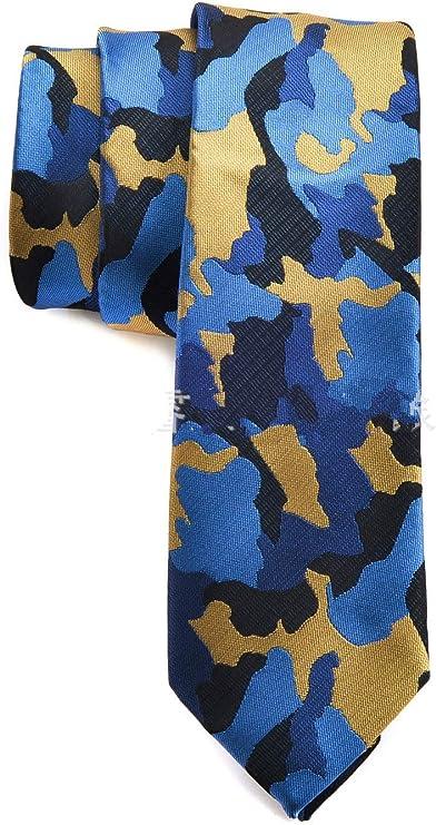 Corbata de camuflaje para hombre, fiesta de boda formal y casual ...