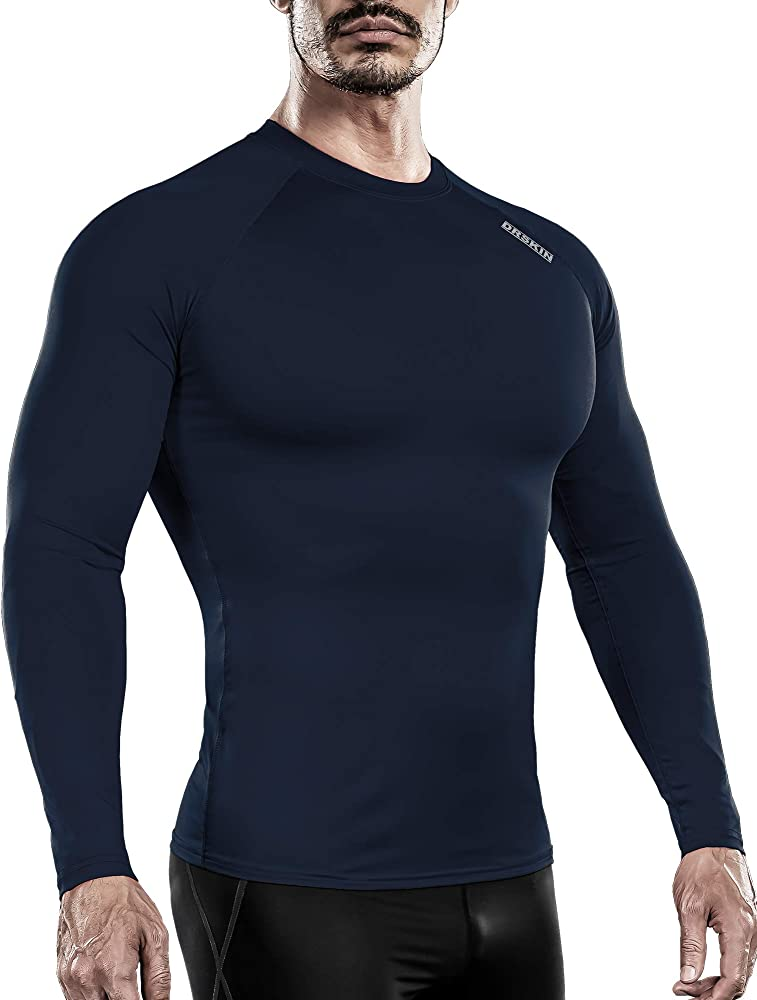 Functional T-Shirt Pants Mens Compression Top Sports Gym Jogging Functional Underwear
