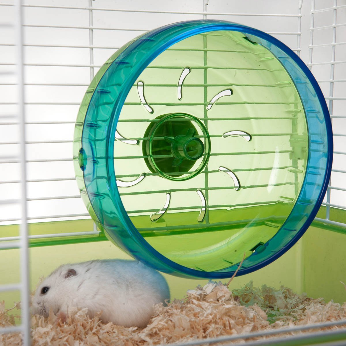 Favorite Small Animal Habitat Hamster Deluxe Pet Cage by Favorite (Image #9)