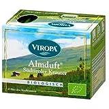 Almduft Südtiroler Kräutermischung Tee Bio 15 Filterbeutel - Viropa