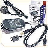 PremiumDigital Sony HDR-MV1 Replacement AC Power Adapter