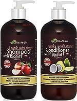 Apple Cider Vinegar & Biotin Shampoo & Conditioner (2 x 16oz)