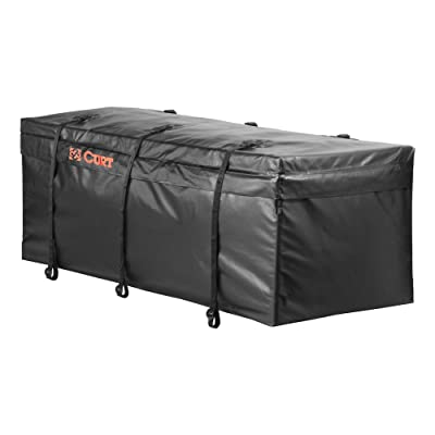 CURT 18211 Cargo Bag, Black Vinyl, 56-Inch x 22-Inch x 21-Inch: Automotive