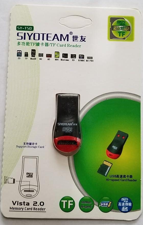 Alta velocidad 13 en 1 Multi ranura USB 2.0 lector de tarjetas/escritor: Amazon.es: Electrónica