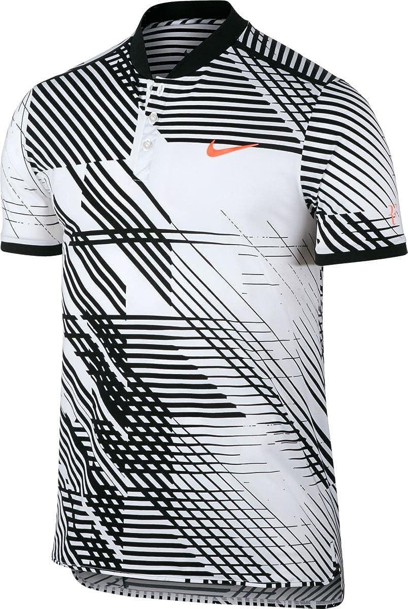 Nike RF M ADV Polo Premier Camiseta de Manga Corta Línea Roger ...