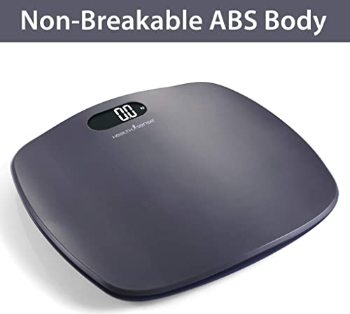 1. HealthSense (India) Ultra-Lite PS 126 Digital Personal Body Weighing Scale, Strong & Best ABS Build Electronic Bathroom Scales & Weight Machine for Home & Human Balance