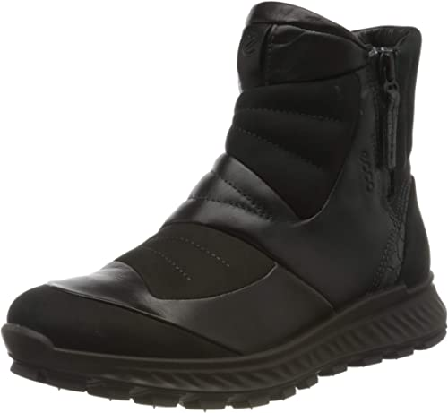 stor rabatt beställa online välkänd Amazon.com | ECCO Women's Exostrike Hydromax Zip Hiking Boot | Shoes