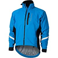 Zoroley Mens Cycling Jacket Windproof Anti-UV Jersey Lightweight Water Resistant Running Coat Windbreaker Raincoat Outdoor Sportswear
