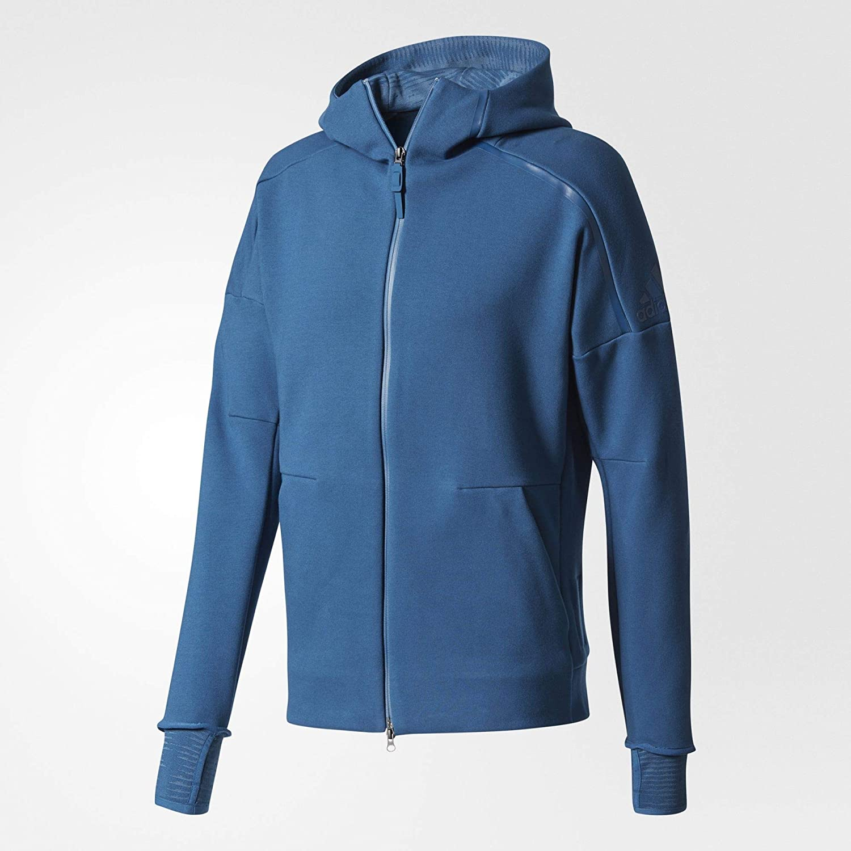 adidas Men's ZNE Pulse Squad ID Zip Hoodie & Reviews