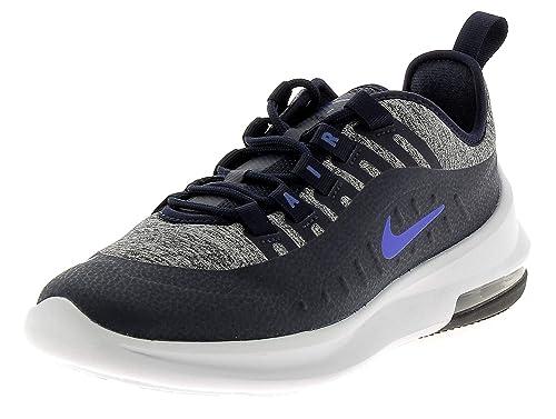 Nike Air MAX Axis Se (GS), Zapatillas de Running para Niños, Azul (Obsidian/Racer Blue/Black/Whit 400), 40 EU: Amazon.es: Zapatos y complementos
